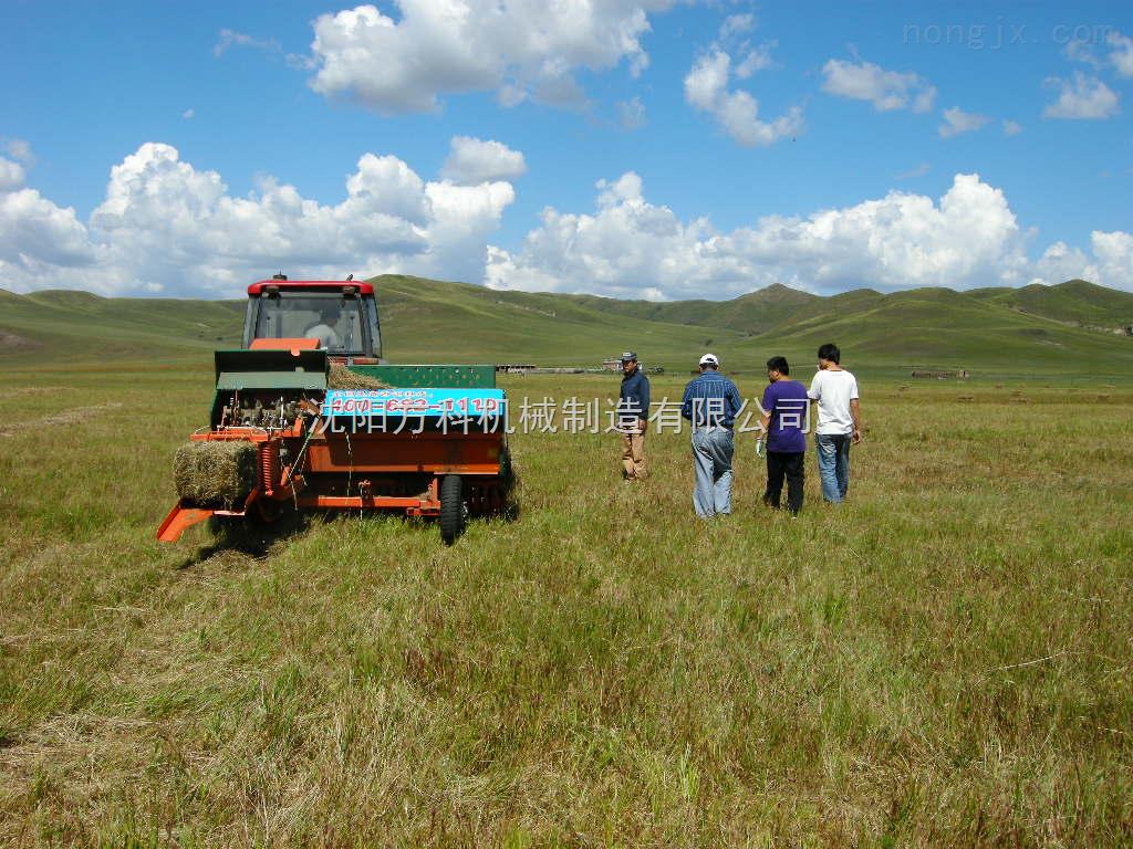 高效优质小麦秸杆打捆机