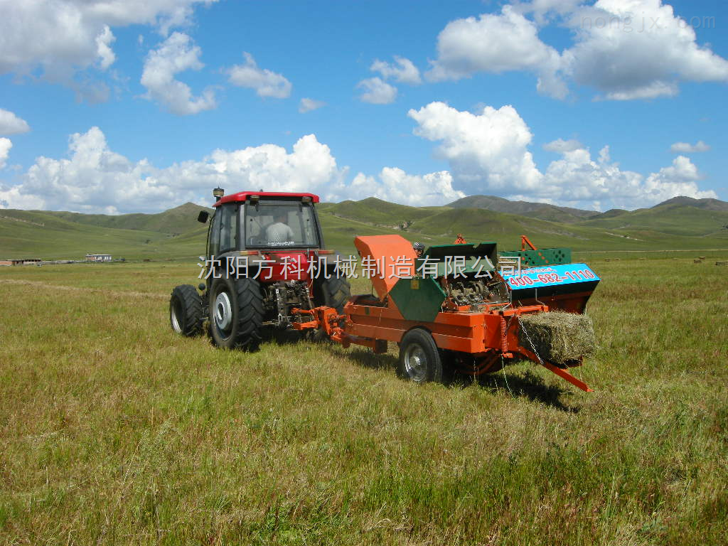 9YFQ-13-高效牧草打捆机