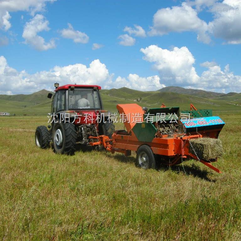小麦秸杆打捆机