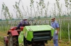 杰尔古格干草打捆机|秸秆打捆机|稻草、麦草打捆机