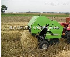 大型玉米秸秆打捆机,小型玉米秸秆收割打捆机报价 YL