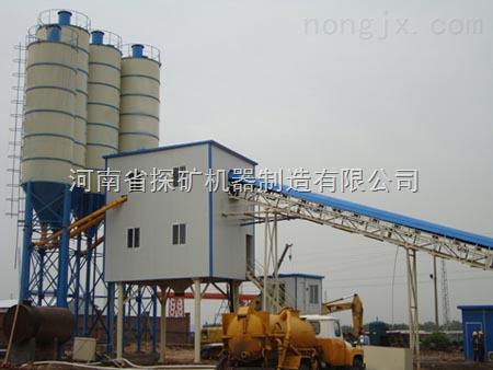 HZS60混凝土搅拌站机器