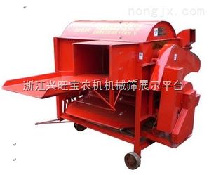 供应单筒自动进料玉米脱粒机-电拖两用玉米脱粒机-5TY玉米脱粒机