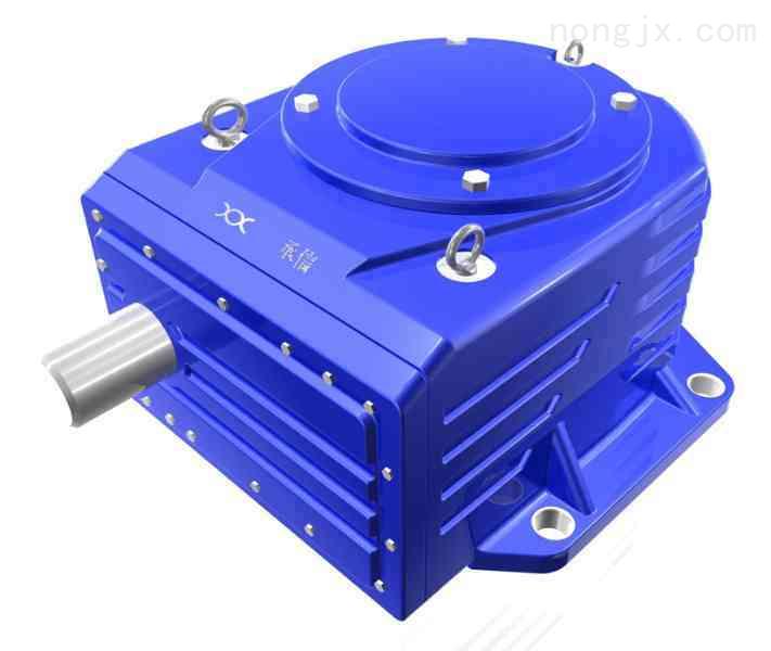 供应搅拌系统专用齿轮箱