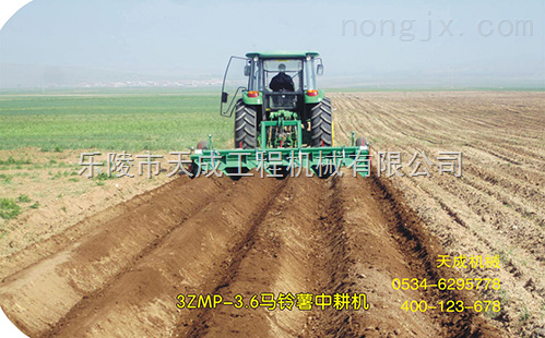 马铃薯中耕机 专业生产厂家 质量保证