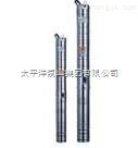 不锈钢深井泵(低流量高扬程)