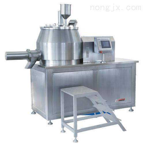 高效湿法制粒机(HLSG系列)