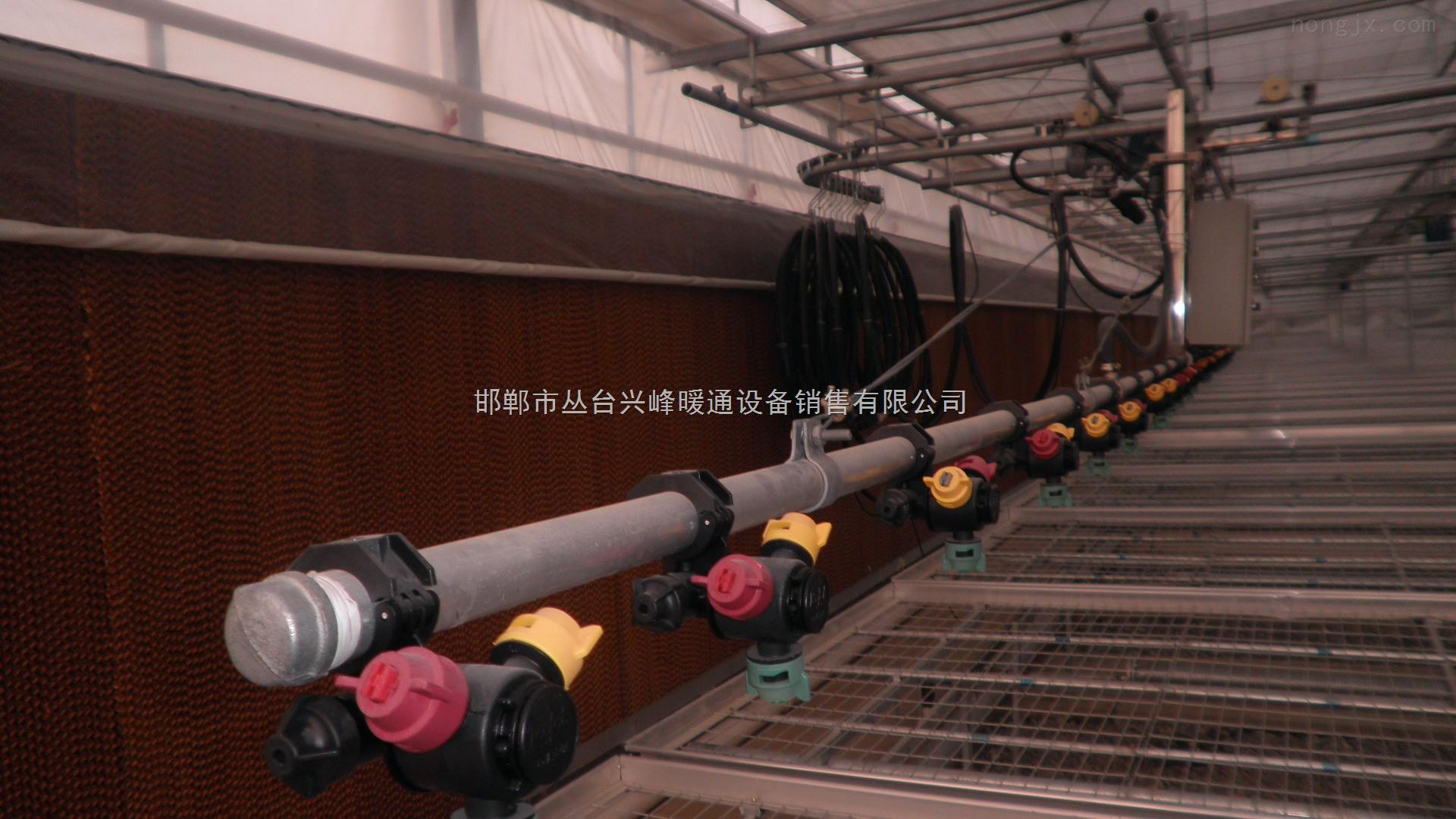温室大棚小型喷灌机厂价