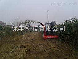 小麦秸秆收获机稻草回收机
