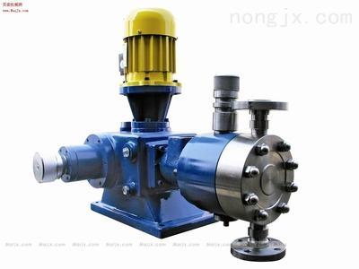 高压柱塞泵,三缸柱塞泵,柱塞计量泵