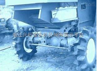 供应福沃4YZP-2玉米联合收割机,供应优质中小型玉米收割机