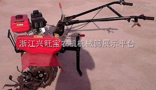 生产华沃牌烟草培土机 小型耕田机 多功能耕作机