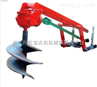 供应便携式汽油挖坑机价格|新型农业挖坑机资料