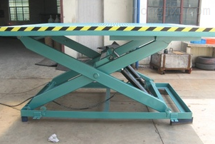 剪叉式升降平台,固定液压升降台,剪叉式高空作业台