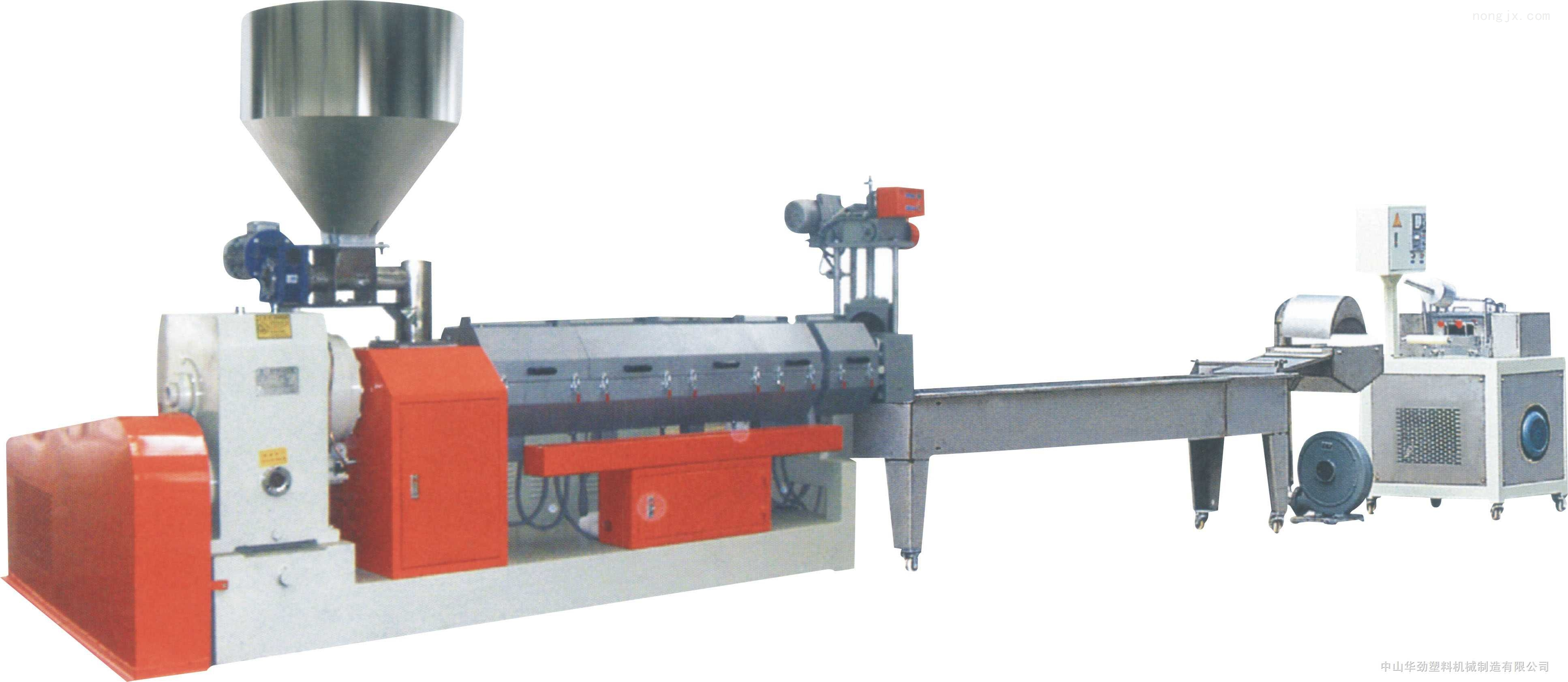 厂家直销,品质保证 两阶排气型塑料挤出造粒机 AA5-130/125