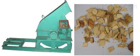 移动式木材削片机