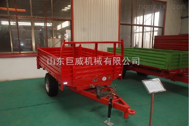 5吨农用挂车