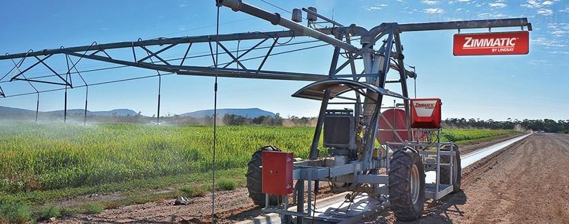 林赛9500L平移式喷灌机