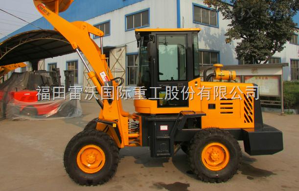 福田雷沃-雷沃挖掘装载机:  FLB468