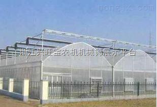 供應鋼管溫室大棚設備