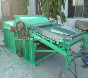 籽棉喂料机 籽棉清理机 籽棉加工设备结构设计技术资料%b