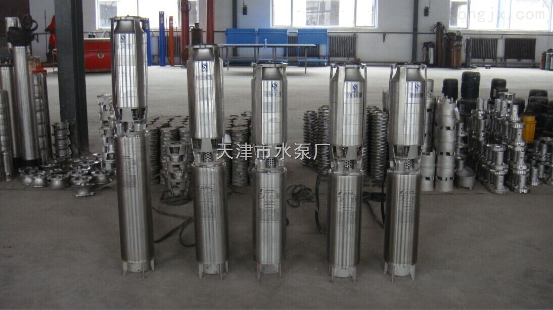 天津深井潜水泵300QJ200-40/37