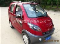广运牌 gy-004新能源电动汽车  颜色多款可选自动离合老年代步车电动小轿车