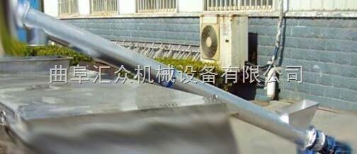 塑料颗粒管式输送机,药粉自动上料机