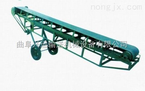 供应自动化输送设备,移动式粮食输送机,石料输送机 19
