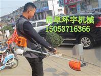 便携式收割机厂家价格 背式收割机收割油菜稻草