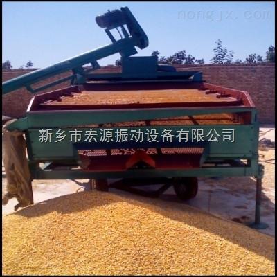小麦清理筛-清除小麦杂质机器