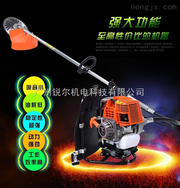 四冲程侧挂式本田GX35割灌机,直轴割灌机