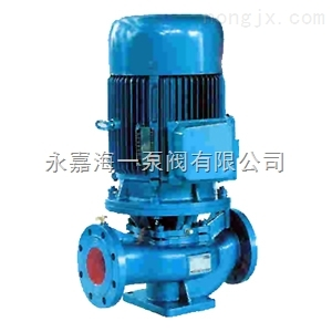 ISG100-160立式管道泵
