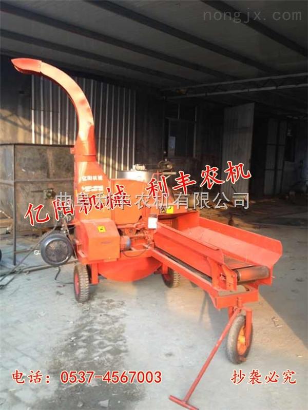 玉米粉碎铡草机报价 内蒙古秸秆铡草机
