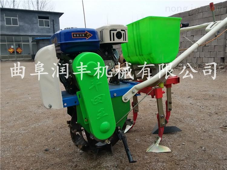zui畅销的小型玉米播种机 汽油施肥播种机