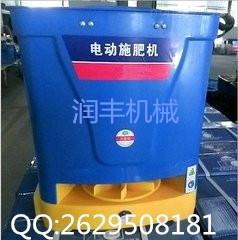 颗粒肥料施肥机 背负式电动施肥机