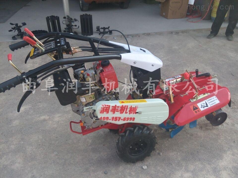 多功能田園管理機果園柴油,新型耕整機械