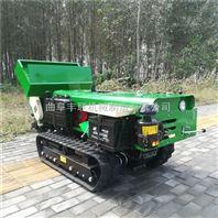 旋耕机 履带式开沟施肥机 多功能果园旋耕机