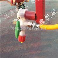 农药喷洒均匀 葡萄树喷雾器 电动打药机