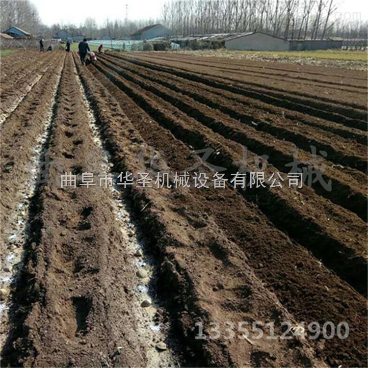 土豆开沟机 好操作培土机