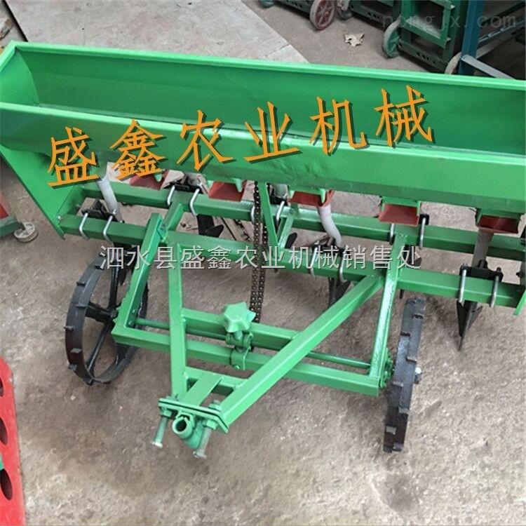 多行谷子玉米免耕播种机