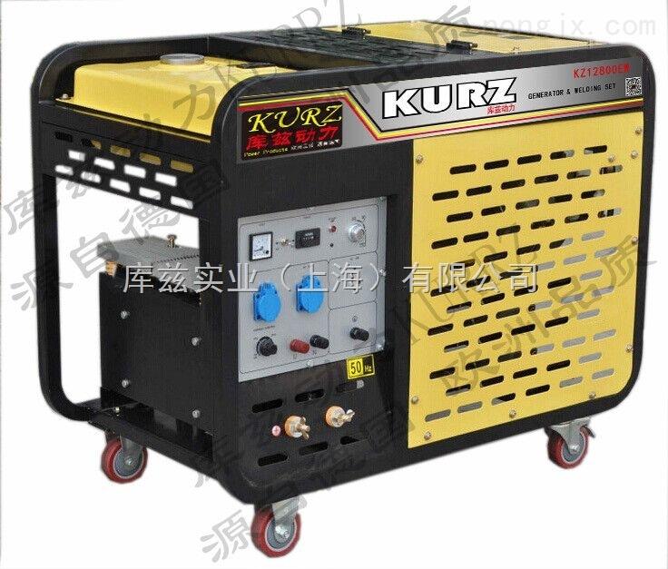 300A柴油发电电焊机设备应急专用